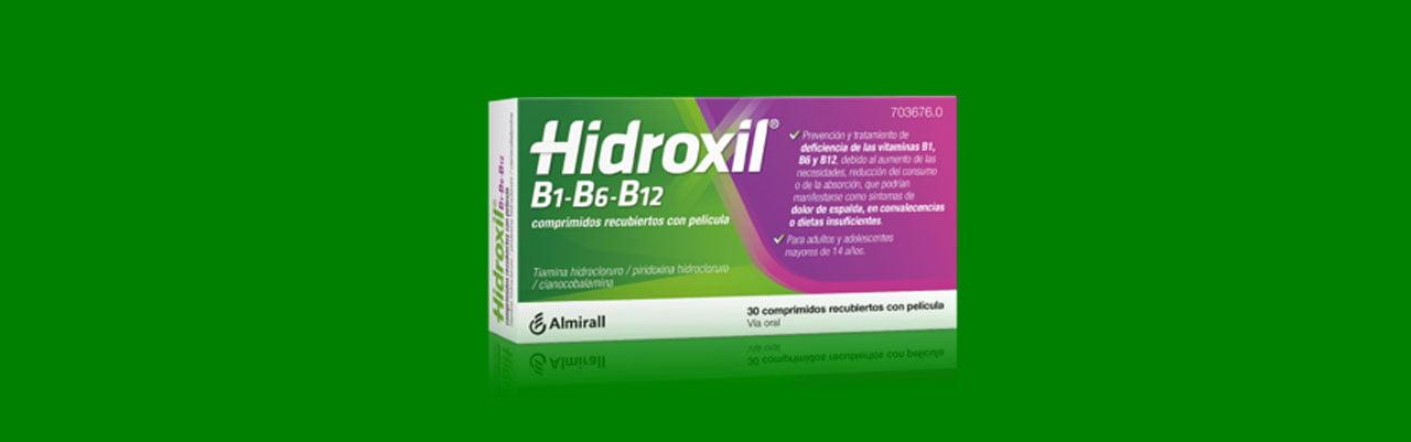 hidroxil dolor de espalda