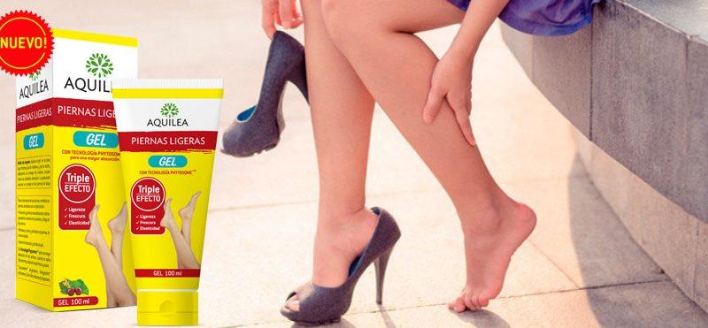 aquilea piernas ligeras