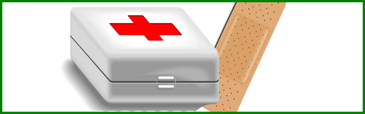 botiquin tirita primeros auxilios