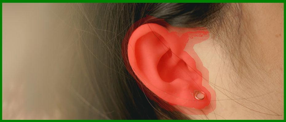 Otitis dolor de oido