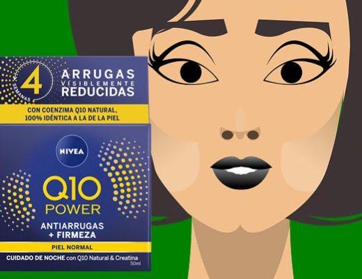Nivea Q10 power antiarrugas