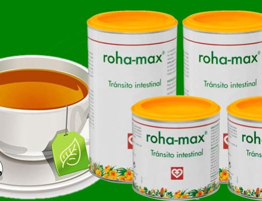 laxante roha max transito intestinal