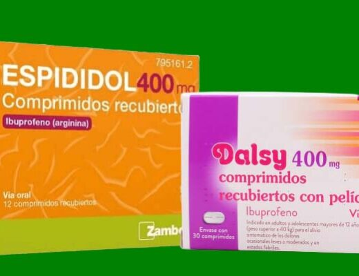nurofen ibuprofeno espididol 400mg dalsy